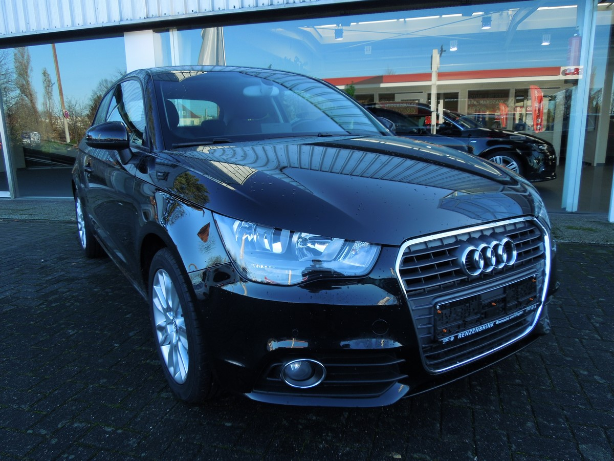 audi a1 1 6 tdi ambition s tronic vente de voitures import es d 39 allemagne vente de voitures. Black Bedroom Furniture Sets. Home Design Ideas
