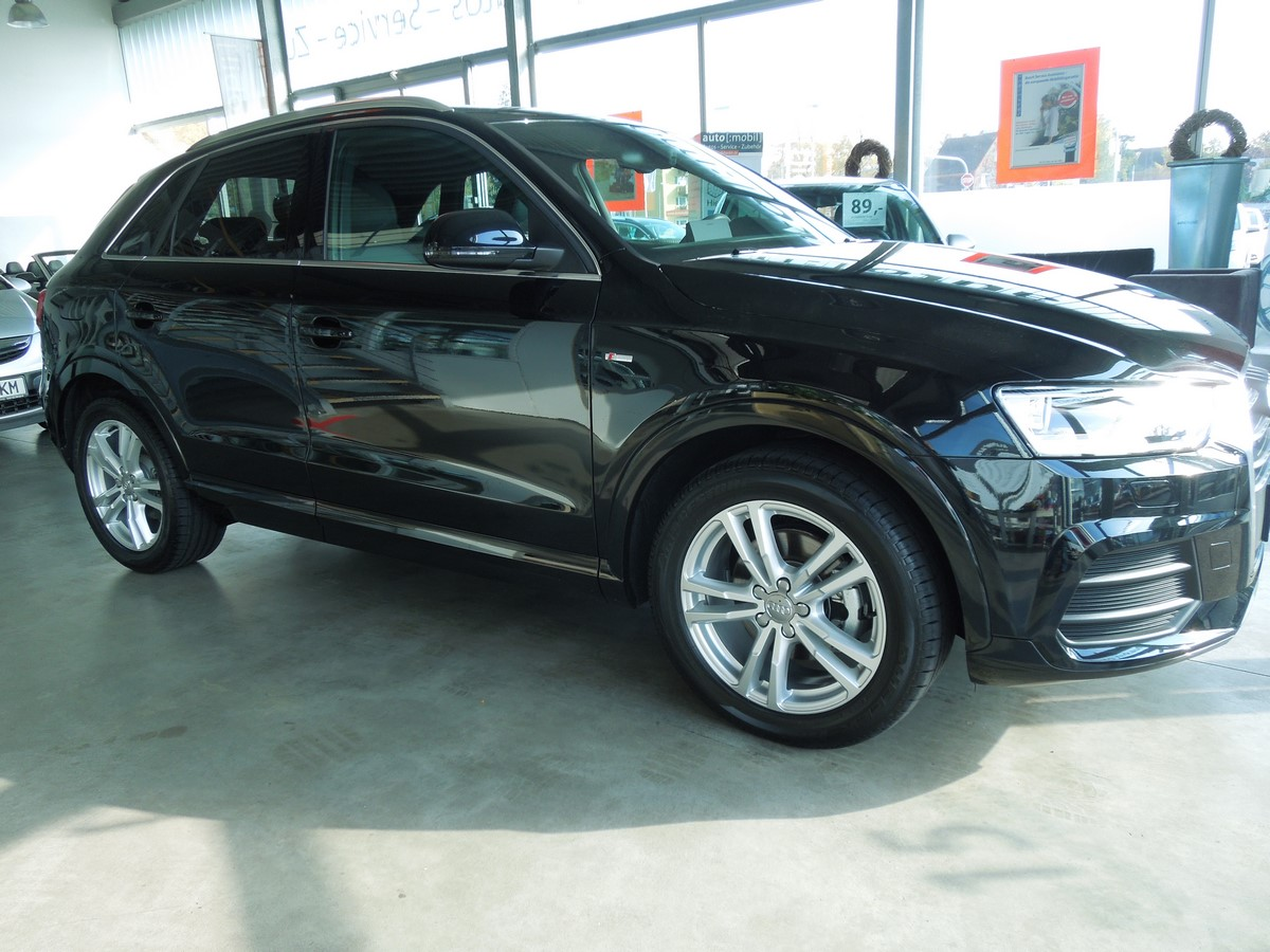 audi q3 6 copier vente de voitures import es d. Black Bedroom Furniture Sets. Home Design Ideas