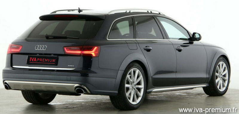 audi a6 avant 3 0 tdi quattro 313 ch vente de voitures. Black Bedroom Furniture Sets. Home Design Ideas