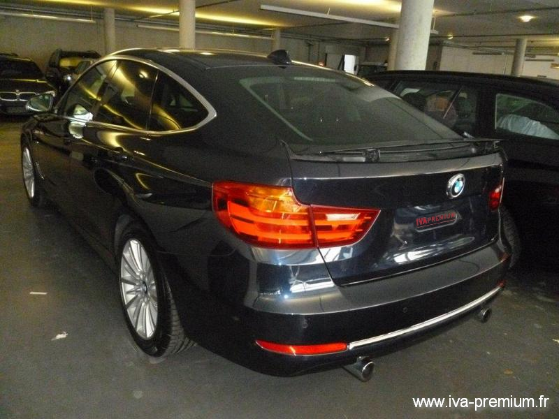 bmw 335i gran turismo 306 ch vente de voitures import es d 39 allemagne vente de voitures. Black Bedroom Furniture Sets. Home Design Ideas