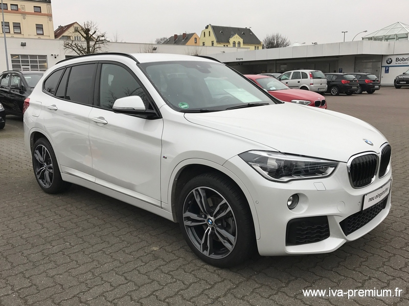 bmw x1 xdrive25d m sport 231 ch vente de voitures. Black Bedroom Furniture Sets. Home Design Ideas