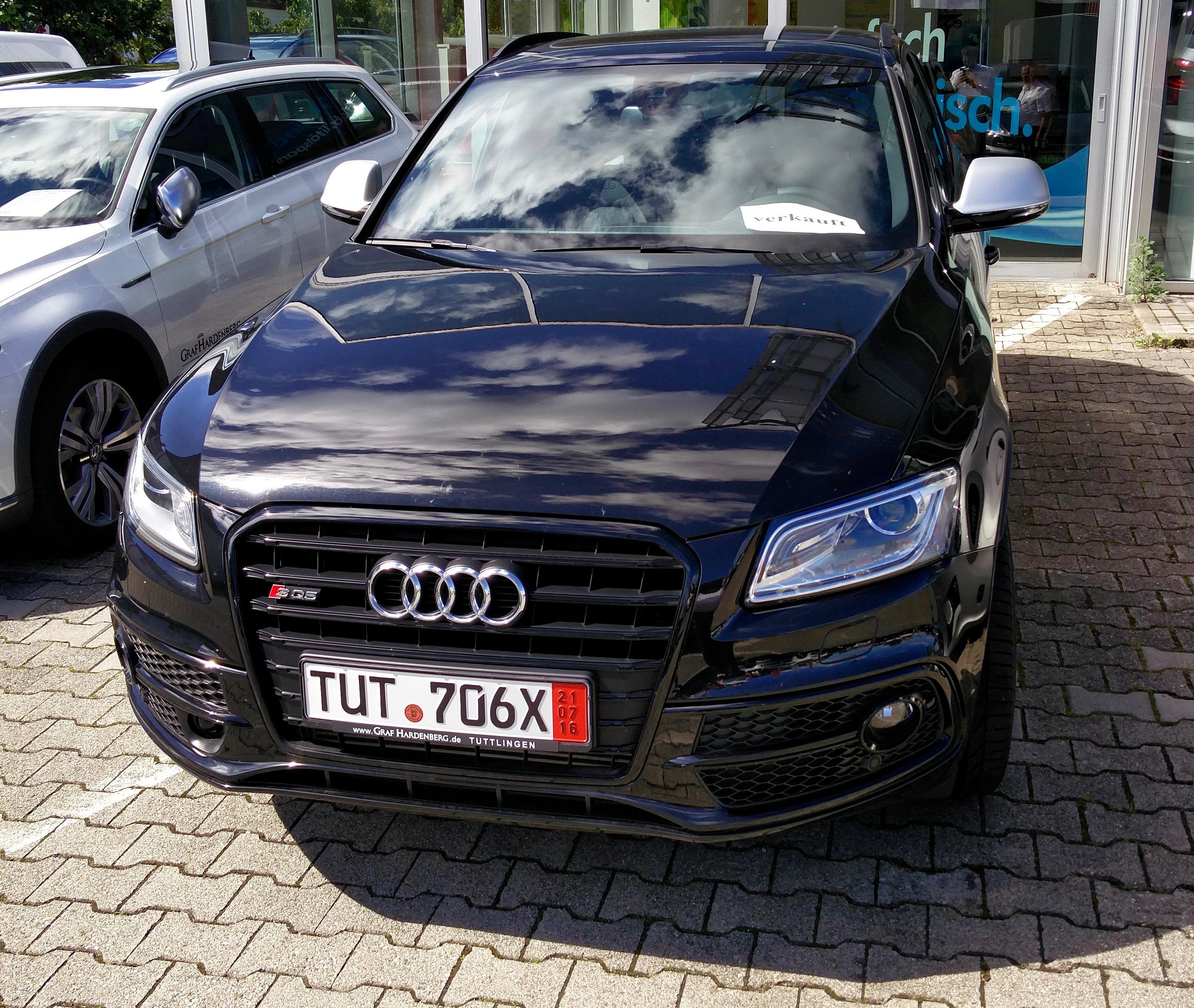 Audi Sq5 Competition 3 0 Tdi Quattro Vente De Voitures