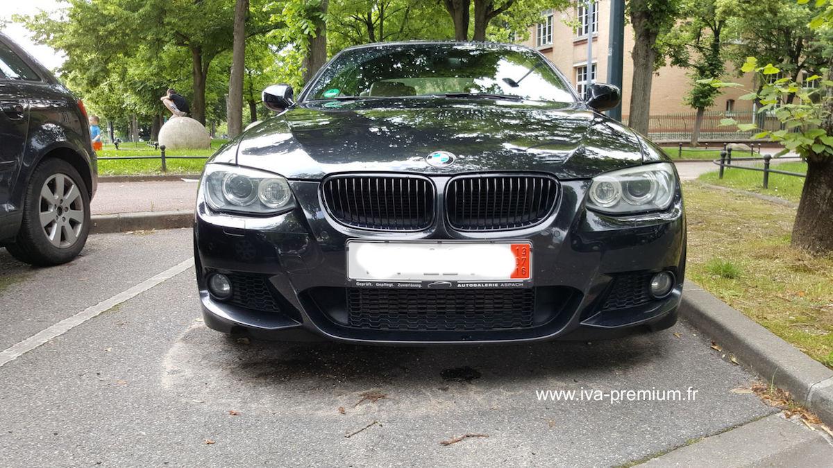 bmw 335i cabrio m performance vente de voitures import es d 39 allemagne vente de voitures. Black Bedroom Furniture Sets. Home Design Ideas